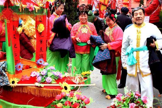 2012年合肥城隍庙新春庙会
