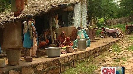 印度西北部巴拉特普尔小镇