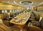 富豪奢华私人飞机照揭秘