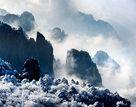 冬日黄山销魂景色