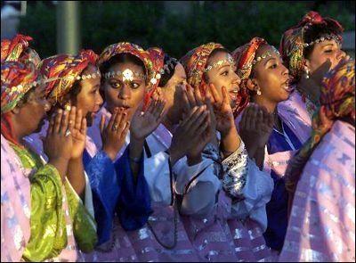 摩洛哥女人