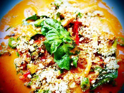 槟城素食咖喱