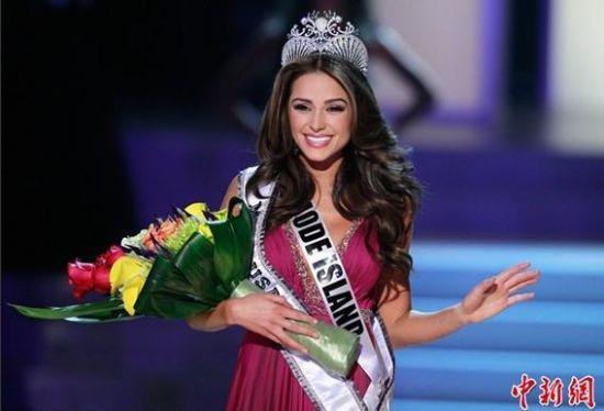 2012美国小姐选美比赛