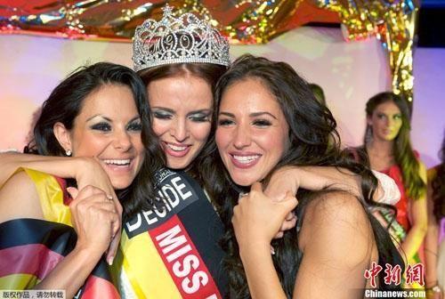 2012年度德国小姐选美大赛