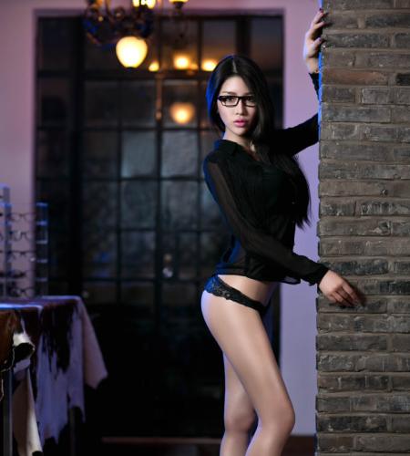 高跟美腿誘惑美女(3)圖片