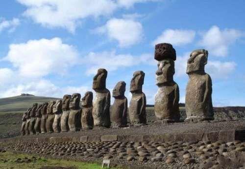 智利复活岛