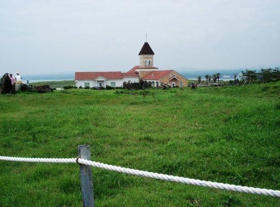 济州岛海边小屋