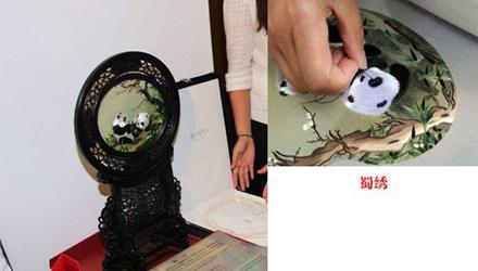 曝彭丽媛出访礼单 含百雀羚等国产名品(图)