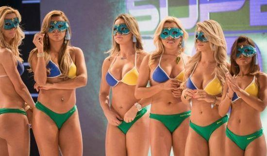 巴西年度美臀小姐比赛