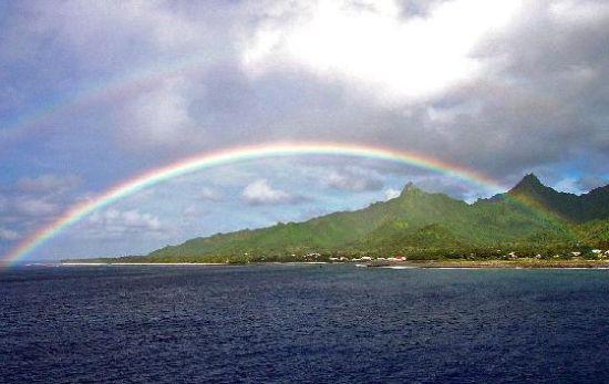 库克群岛艾图塔基岛