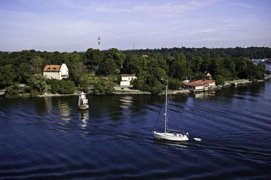 瑞典斯德哥尔摩群岛