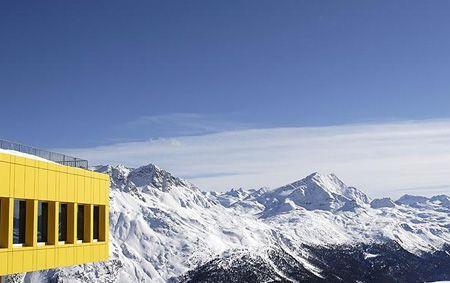 瑞士圣莫里茨的LA MARMITE