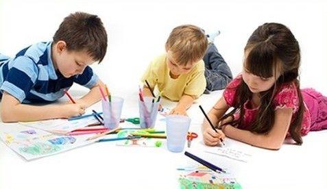 合肥利之星奔驰4S店六一儿童绘画大赛