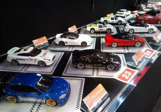 六一儿童节 大男孩的汽车玩具梦(3)
