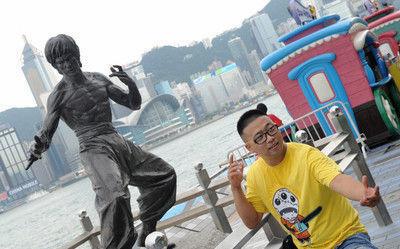 中国香港星光大道