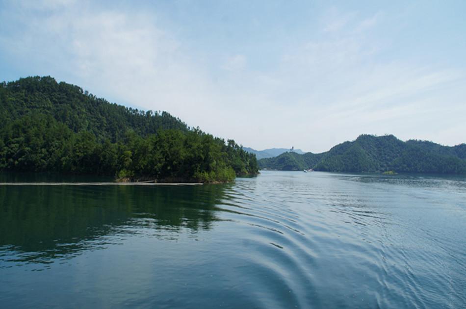 千岛湖美景