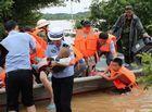 安徽7市发生暴雨洪涝灾害