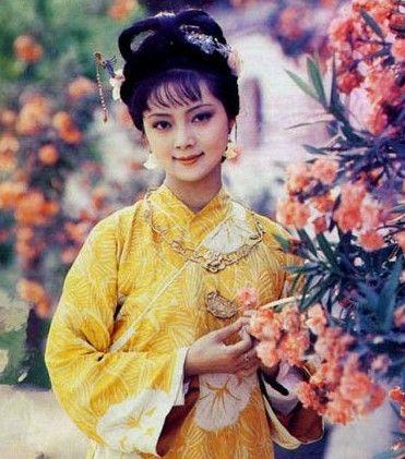 87版《红楼梦》薛宝钗