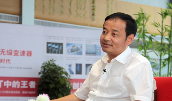 亚夏汽车股份有限公司的总经理刘国平先生