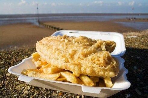 英国炸鱼薯条