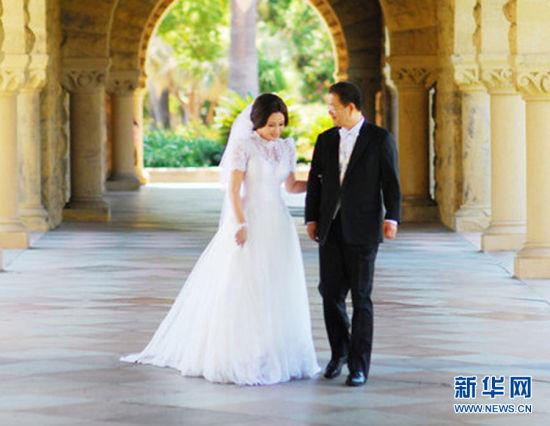 刘晓庆大婚现场