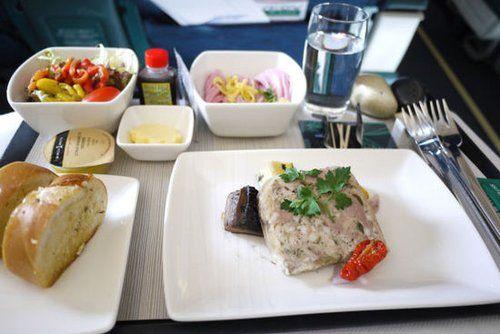 飞机上高技巧点餐攻略