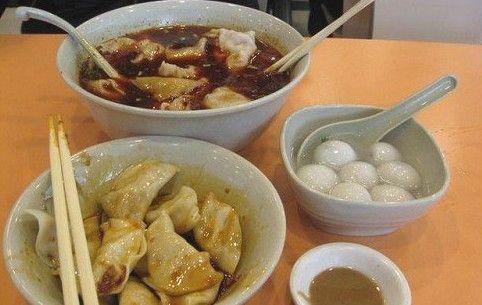 钟水饺、赖汤圆