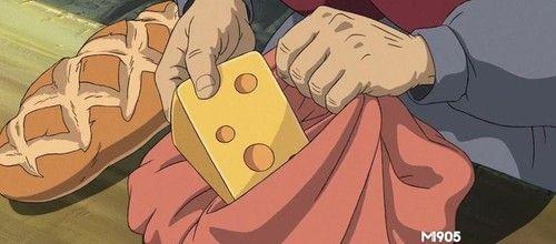 面包与奶酪