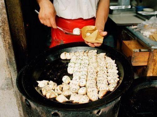 中国上海生煎包