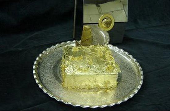 苏丹黄金蛋糕