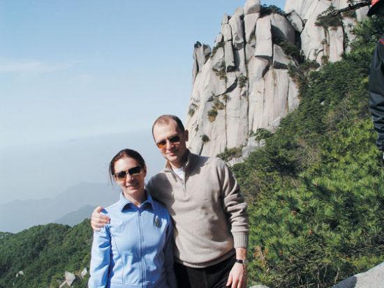 俄罗斯前总理基里延科曾两度率团造访天柱山
