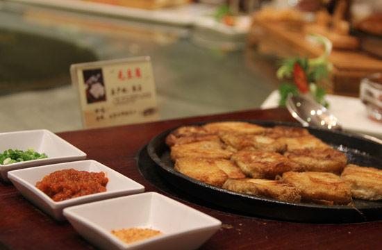 徽菜经典毛豆腐