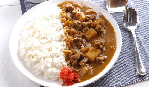 缅甸咖喱饭