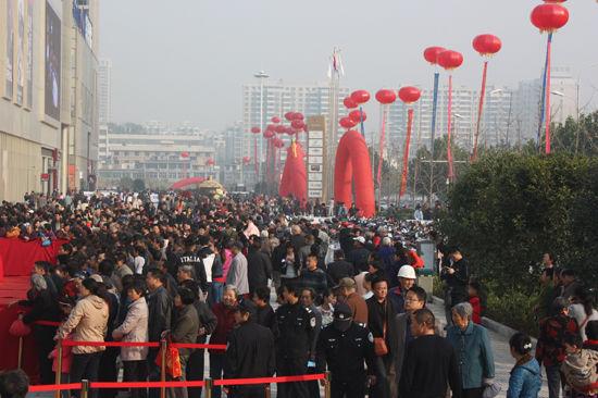 宝业·东城广场10月26日开业