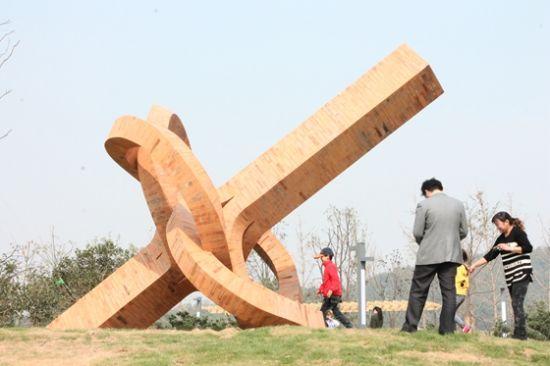 第三届刘开渠奖国际雕塑大展开幕