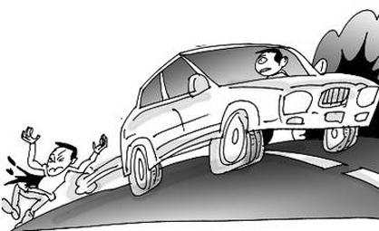 车祸过后 撞伤人不如撞死人?