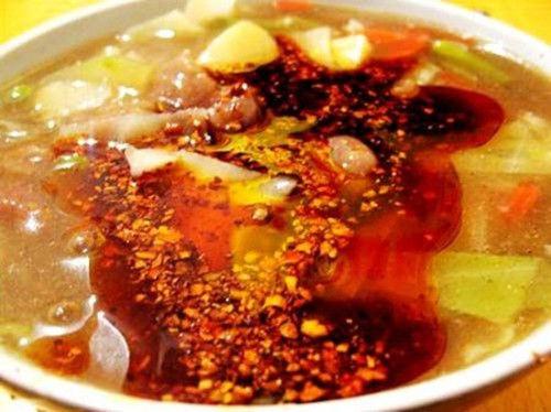西安糊辣汤