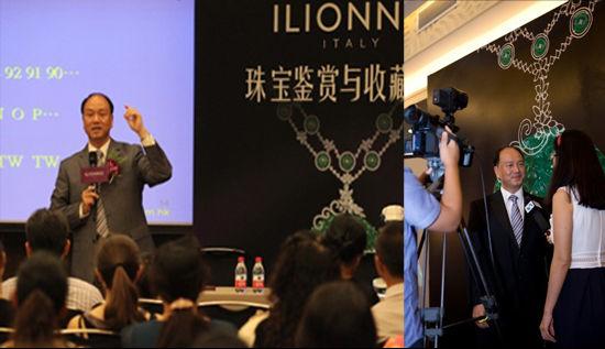 莫院长于以往ILIONNO活动的照片