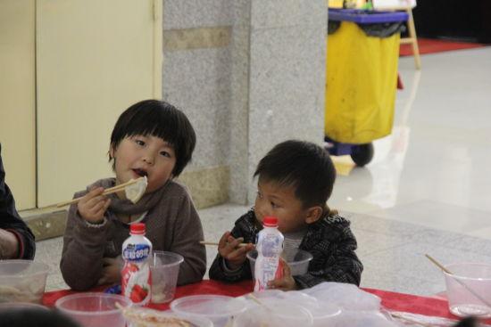 东北饺子很好吃