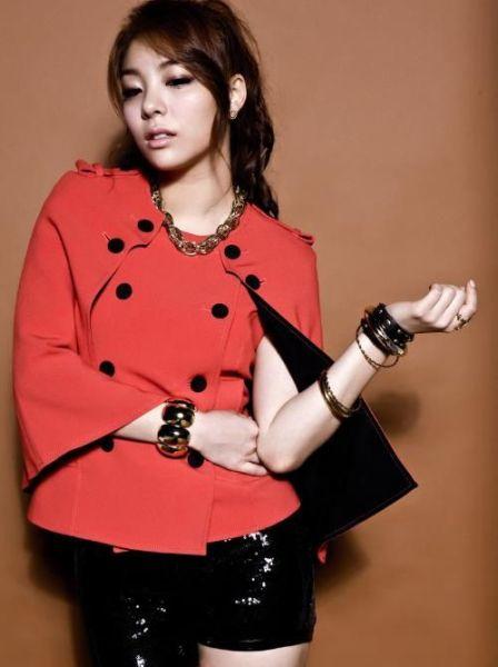 韩女歌手Ailee裸照遭曝光