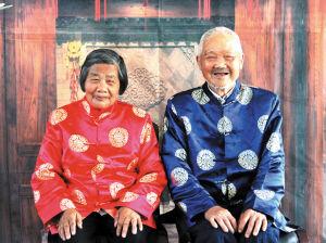 陈安坤(夫)   1925.11.23出生   朱月琴(妻)   1933.10.6出生   有2子2女