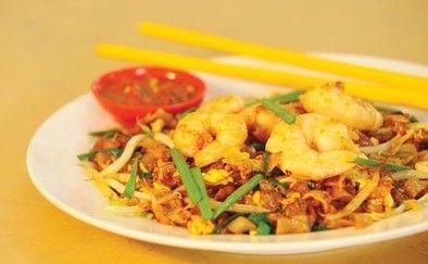 槟城炒粿条