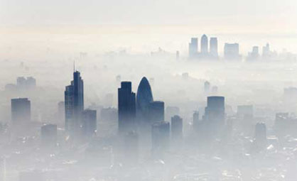 谁来应对比非典还可怕的雾霾