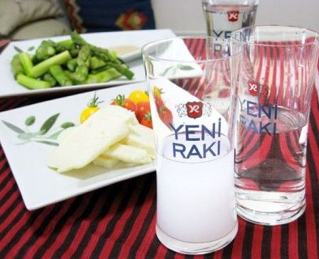 土耳其拉克酒