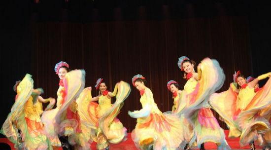 太湖举行艺术化宣讲活动