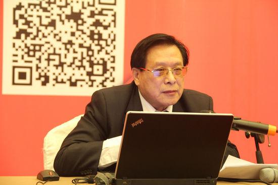 中国原国家教育部考试中心高级研究员王大赫