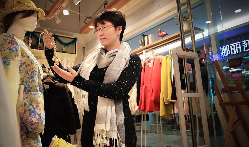 微潮人第40期:年末特刊-合肥fashion go-中环购物中心之时尚young态度
