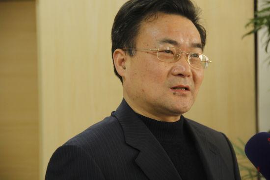 安庆市副市长黄杰接受媒体专访