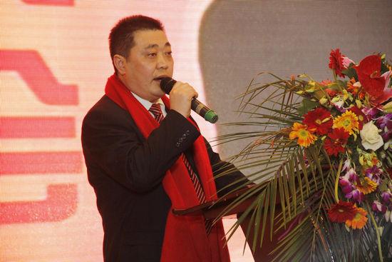 监事会杨军明做财务报告