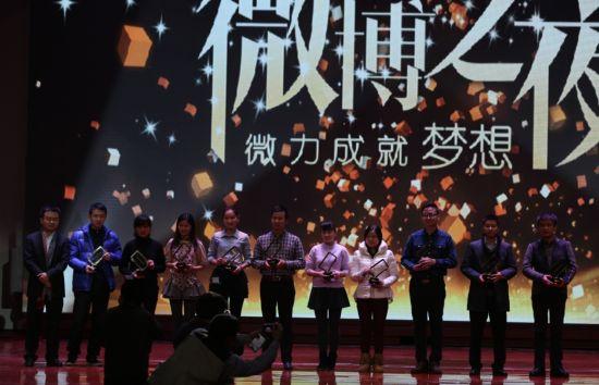 2013安徽年度影响力企业微博
